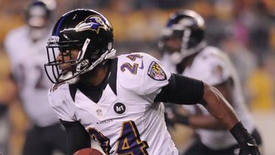 CB Corey Graham relishes opportunity with the Ravens