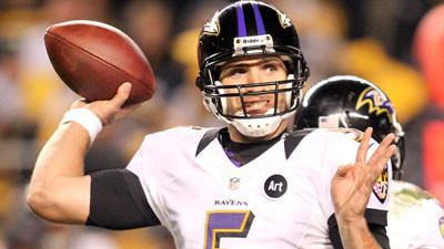 Ravens QB Joe Flacco faces tough matchup in Chargers' Eric Wedd…