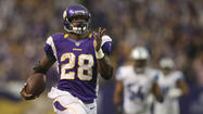 Peterson having MVP-type season in comeback year