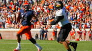 BLACKSBURG — By the time kickoff arrives Saturday, Virginia quarterback Phillip Sims will have put fond recollections of his last trip to Lane Stadium in the past and moved on to the present.