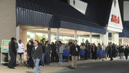 Black Friday Deals come early in Harford [Pictures]