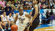 UConn Women Open Paradise Jam With 95-34 Win Over Wake Forest