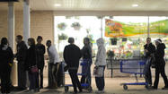 "VIDEO Black Friday lines long at Toys ""R"" Us"