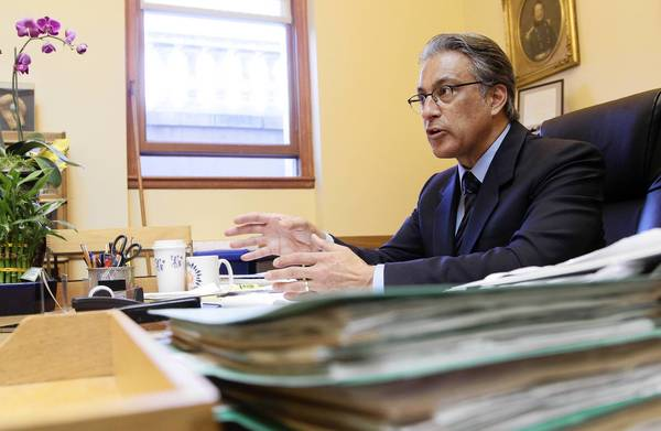 Now the mayor and Dist. Atty. George Gascon want San Francisco Sheriff Ross Mirkarimi to recuse himself from any responsibility that could possibly intersect with victims or perpetrators of domestic violence.