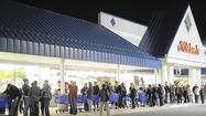Harford reactions mixed to Black Friday early openings