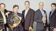 "The Candlelight Concert Society is tooting its own horn by commissioning a new piece of music to celebrate its 40th anniversary season. Paul Salerni's ""Many Happy Returns"" receives its world premiere performance by the Philadelphia Brass Quintet on Saturday, Nov. 24 at 8 p.m. in Howard Community College's Smith Theatre."