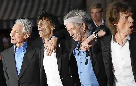 Rolling Stones try to roll back the years with reunion