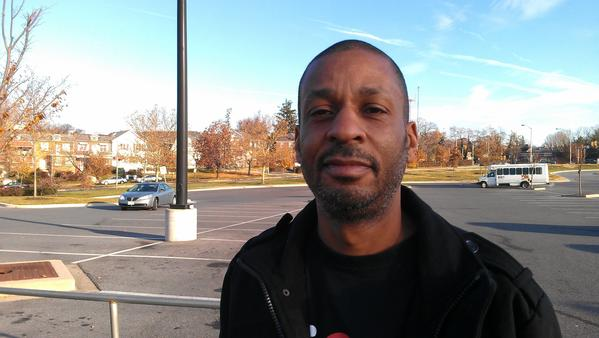 Lamont Hooper, 48, made his third trip to Target in Mondawmin Mall Friday to check out the deals. His biggest find: an Xbox 360 for $200 for his son. He filled up his shopping cart with cameras and clothes as he checked off the list for about 10 people he will host at his house on Christmas Day. Hooper stopped by Mondawmin Thursday night, Friday at 6 a.m. and again at 8:30, after he picked his daughter up at work.<br> <br> <i>--Yvonne Wenger</i>