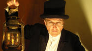 "Southern Winds Theatre's ""One-Man 'A Christmas Carol'"" of course involves more than one person. Marylin McGinnis has directed the production since its beginning. Bonnie Sprung has provided stage management and sound effects just as long."
