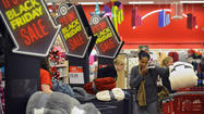 Scenes from Black Friday shopping in Maryland [Pictures]