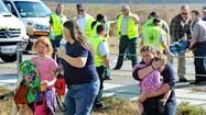 Deputy at Texas pileup: 'Children bleeding ... cars on top of cars'