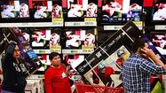 $770: The cost of your Christmas shopping, Gallup poll says