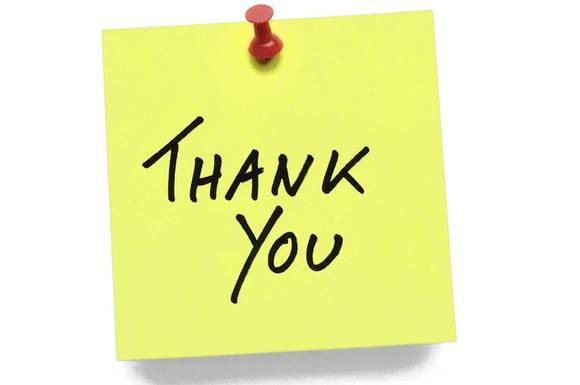 Office gratitude