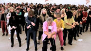 'Gangnam Style' video from Anish Kapoor has human-rights theme