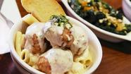 Don't worry too much about cheating on your grandmother's famous meatball recipe. New Haven Meatball House promises they're not taking anything away from Nana, Nonna, Bubbe, Babci or Meme.