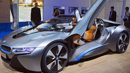 L.A. Auto Show: BMW to bring pair of new green concepts