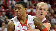Maryland sophomore Nick Faust still finding his role with Terps
