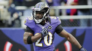 An initial response to Ed Reed's one-game suspension this week was a shrug. It didn't really matter, anyway. His Baltimore Ravens are playing the San Diego Chargers on Sunday.