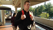 Ryan Schlothauer a Terps tight end by day, MBA student by night