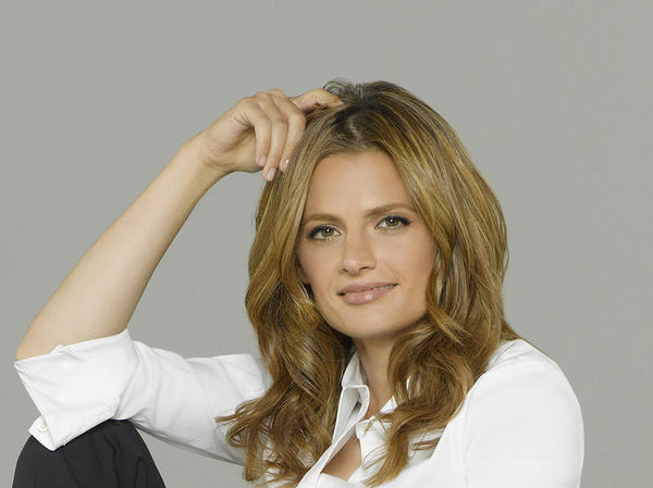 "Stana Katic stars as NYPD Det. Kate Beckett on ABC's ""Castle."" She was born to a Croatian mother and a Serbian father in Winona, Ontario, Canada (near Toronto), but as a youngster moved to Aurora, Ill., where her parents ran a furniture store. After graduating from West Aurora High School in 1996, she studied acting at the Goodman School of Drama in Chicago."