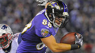 Dennis Pitta passes baseline test, cleared for contact