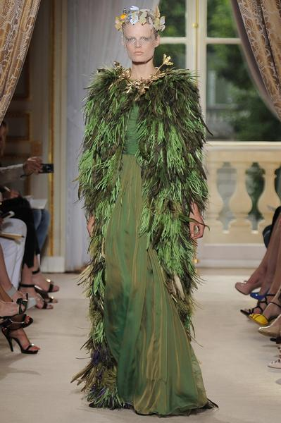 Giambattista Valli Paris Haute Couture Fashion Week 2012.