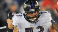 Ravens prepare for active Chargers defensive front