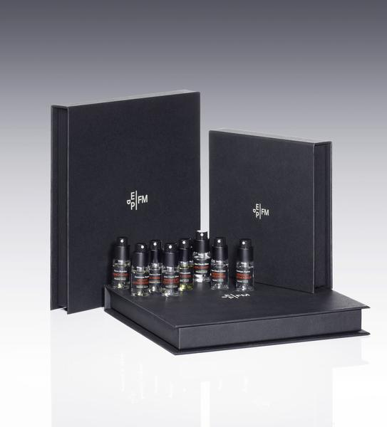 Editions de Parfums Frederic Malle Coffret Collections of 5-milliliter fragrance sprays, availa