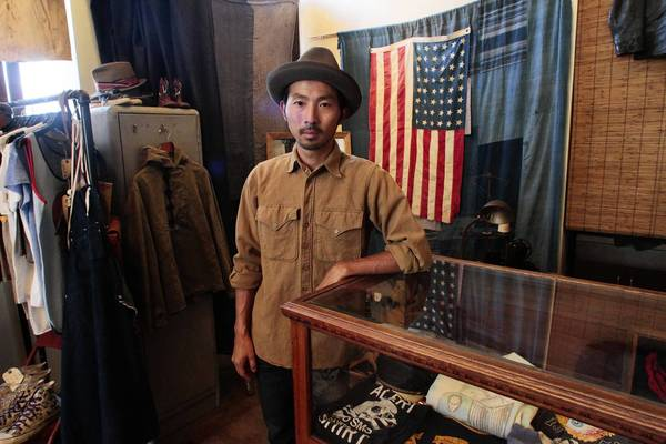 Masahiko Onos Heirloom Store In Little Tokyo Sells Americana Vintage And Retro Re Creations
