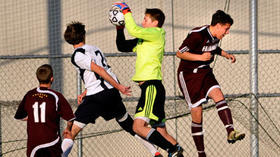 Pictures: Farmington Vs. Avon In Class L Boys Soccer Final