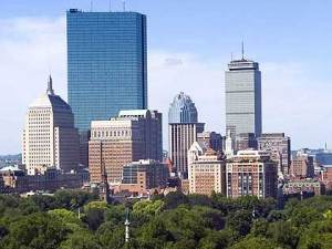 In Boston, hotel rates are much lower between Thanksgiving and Christmas than in the peak summer season, according to travel website Hotwire.