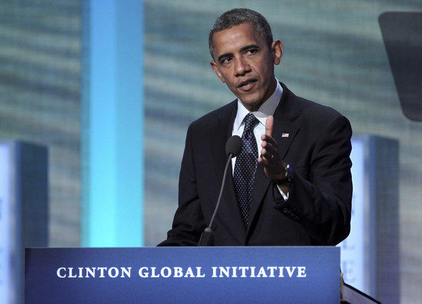 At a meeting of the Clinton Global Initiative in New York two months ago, President Obama vowed to do whatever it takes to prevent Iran from developing a nuclear weapon. Some analysts believe a window of opportunity may open soon to make progress in stalled negotiations with Tehran.