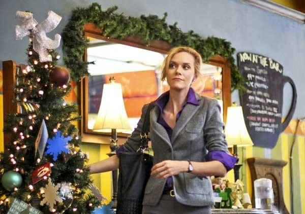 "Santa's list falls into the wrong hands in the new made-for-cable holiday fable ""Naughty or Nice,"" at 8 p.m. on Hallmark; with Hilarie Burton."