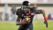 YPSILANTI, Mich. — Northern Illinois wrapped up its regular season with an unblemished Mid-American Conference record after a 49-7 trouncing of Eastern Michigan on a snowy Friday at Rynearson Stadium.