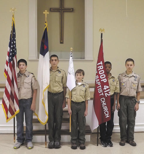 Boy Scout Troop 412