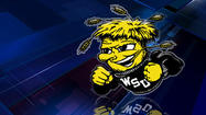 "<span style=""font-size: small;"">Wichita State defeated Northern Iowa in four sets (25-19, 22-25, 25-19, 25-20) to advance to the championship match of the Missouri Valley conference tournament.</span>"