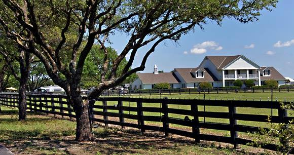 "Parts of the ""Dallas"" sequel have been filmed on the Southfork ranch in Texas."