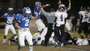 Playoffs:  High School football pictures