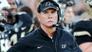 WEST LAFAYETTE - The Danny Hope era, as many speculated over the last 24 hours, has officially come to an end.