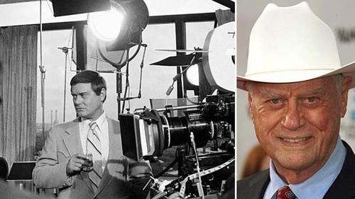 """Larry Hagman, who became a television star in the 1960s starring in the sitcom """"I Dream of Jeannie,"""" died Friday at a Dallas hospital, said a spokesman for actress Linda Gray, his longtime co-star on """"Dallas."""" He was 81.  <br><br> <strong>Full story:</strong> <a href=""""http://www.latimes.com/news/obituaries/la-me-larry-hagman-20121124,0,5294713.story"""">Larry Hagman dies at 81; TV's J.R. Ewing</a> 