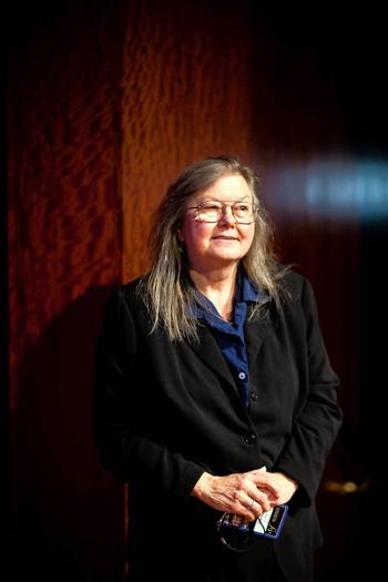 Author Dorothy Allison
