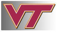Cody Journell kicked a 29-yard field goal with 4 seconds to play, and Virginia Tech beat Virginia 17-14 Saturday to qualify for a bowl game and win its ninth straight from its in-state rival.