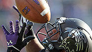 Photos: Northwestern football in action