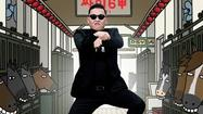 'Gangnam Style' video breaks Justin Bieber's YouTube record