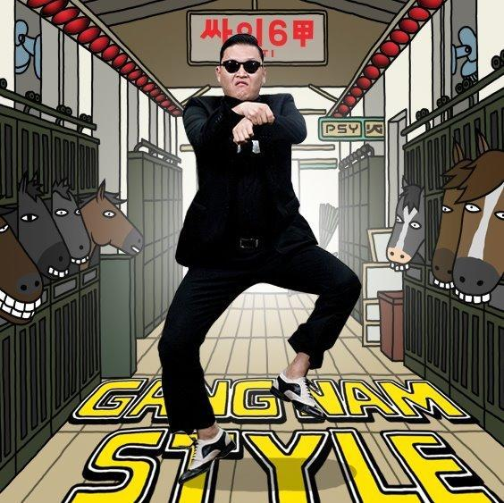 "Psy's ""Gangnam Style"" video is the most-viewed video on YouTube."