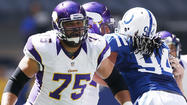 When the Bears see the Vikings offense Sunday with Matt Kalil lined up at left tackle, they have to be envious.
