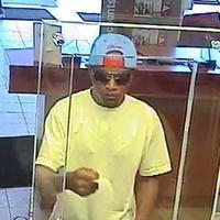 Man wanted in two separate bank robberies on the city's West Side.