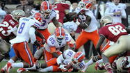 TALLAHASSEE — With a one-sided 21-7 win in 2011 in the Swamp, the Florida State Seminoles sealed a miserable, six-win regular season for the archrival Florida Gators and their first-year coach Will Muschamp.