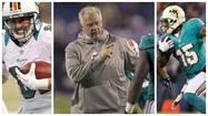 In the summer, Dolphins offensive coordinator Mike Sherman returns to his native New England and fishes in a secret spot of Nantucket Sound tucked between Martha's Vineyard, Cape Cod and Nantucket.