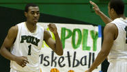 There are no guarantees in high school basketball, as Long Beach Poly learned two seasons ago. The Jackrabbits were cruising along with a 31-1 record and were everybody's pick to win a state championship, until a young, fearless Santa Ana Mater Dei team rose up and eliminated them, 72-55, in a stunning regional playoff defeat.